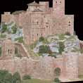 Castillo de Loarre (Huesca S. XI)