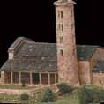 Iglesia de Santa Coloma (Andorra S. X - XI)