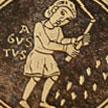 Marca páginas agosto (calendario agrícola de San Isidoro).
