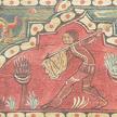 Artesonado de Santo Domingo de Silos (escenas)
